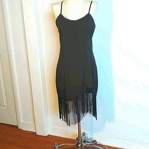Makers of Dreams Dress wirh fringe